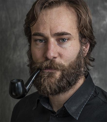 A man, a beard III