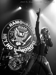 RAMONSTERS @ Teatro Barceló (Oigo Fotos) Tags: madrid music rock punk live ramones musica directo ramonsters