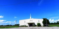 Midway Baptist Church Ferris Texas (trghpu1994) Tags: church churches ferris baptist baptistchurch ferristexas midwaybaptistchurch