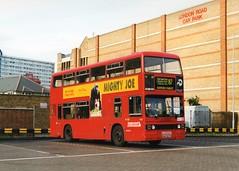 T563 (Sparegang) Tags: t barking eastlondon londonbuses tclass leylandtitan stagecoacheastlondon t563 nuw563y