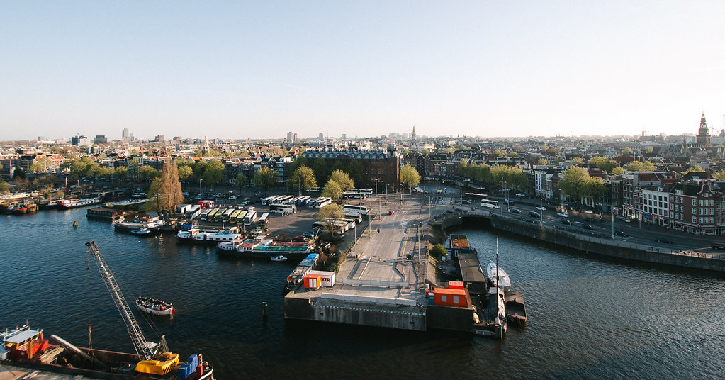 Hotel Oosterdokskade Amsterdam