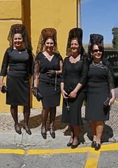 Semana Santa Sevilla Seville (Roelie Wilms) Tags: sevilla spain seville semanasanta spanje mantilla andalusi