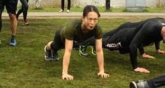 Look (blondinrikard) Tags: race göteborg sweden gothenburg competition april obstaclecourse tävling 2015 slottsskogen lopp löpartävling hinderbana toughviking toughvikingrace
