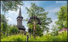 Sf. Cuvioasă Paraschiva (aditeslo) Tags: church wooden biserica lemn românia izei poienile maramureș