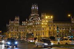 Palacio Cibeles... (yayolorenzo) Tags: cibeles palacio