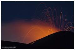 Feast at North East Crater (Vulcanian) Tags: volcano sicily etna strombolianactivity