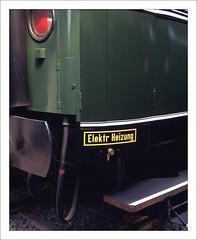 rairoad heritage - part of series - 19 (macfred64) Tags: color 120 film analog mediumformat railway slide chrome transparency 6x7 fujiprovia100f fujigw670iii railroa eisenbahnmuseumbochumdahlhausen fujinon90mmf35 railroadheritage