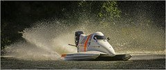 On The Turn (cconnor124) Tags: sports speed canon racing spray extremesports powerboats carrmilldam canon100400lens canon760d