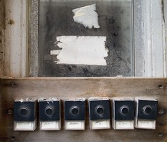 Buttons (geowelch) Tags: toronto stclairwest urbanfragments olympusomdem5 torontophotowalkgroup panasoniclumixvario1445mm topwsc