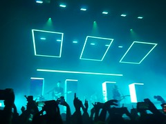 The 1975. (emilypallack) Tags: lights oakland concert matty 1975 healy
