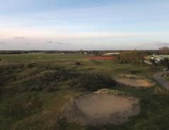 Bakkum-Noord (4) (de kist) Tags: dunes thenetherlands aerial bulbs kap duinen bollen bulbfields bollenvelden bakkum natura2000 oudeduinen bakkumnoord