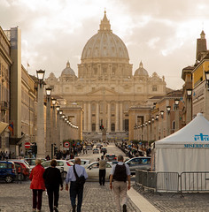 Basilica Papale di San Pietro (juanda021282) Tags: italy vatican rome roma italia vaticano sanpietro piazzasanpietro basilicapapale