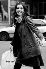 Lizy (Isengardt) Tags: portrait woman smile sunglasses fashion scarf canon shopping germany happy deutschland eos 50mm glasses europa europe stuttgart coat portrt brille frau lachen mode sonnenbrille lcheln mantel lizy einkaufen glcklich badenwrttemberg tte schal pimkie frhlich einkaufstte 550d