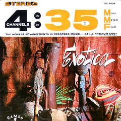 Exotica (davidgideon) Tags: records percussion vinyl lp exotica spaceagepop