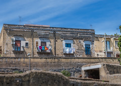 Ercolano (elzauer) Tags: italy outdoors campania it ercolano herculaneum erupting humaninterest