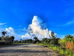 Storms over ocean HDR 20160713 (Kenneth Cole Schneider) Tags: florida westbrowardwca miramar