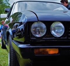 Capri (seanwilson81284) Tags: car ford capri black beauty polished cool classic vintage
