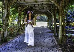 Bride (jsleighton) Tags: flowers wedding bride tamara