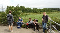 20160623_131723 (Keep Wales Tidy) Tags: bridge summer up coast marine severn clean litter learning monmouth welsh care baccalaureate caldicot rogiet welshcoastalpathcleanup