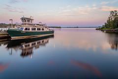 Voyageurs National Park Tour Boat (KKoontz Photography) Tags: voyageursnationalpark tour boat moonrise