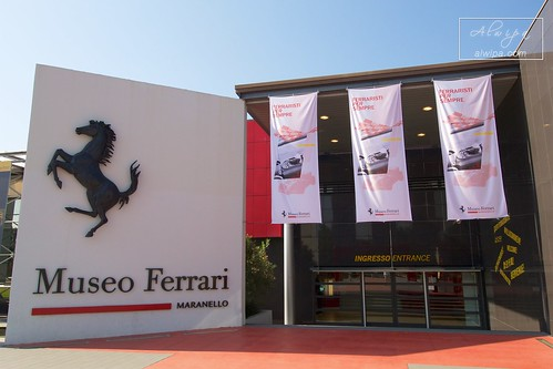 "Maranello - Ferrari • <a style=""font-size:0.8em;"" href=""http://www.flickr.com/photos/104879414@N07/28019922214/"" target=""_blank"">View on Flickr</a>"