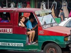 (jasdivr) Tags: philippines jeepney traffic cebucity