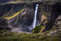 Hifoss - Iceland (SteinaMatt) Tags: steinamatt photography steina matt steinunn matthasdttir ljsmyndun hifoss waterfall iceland sland nature