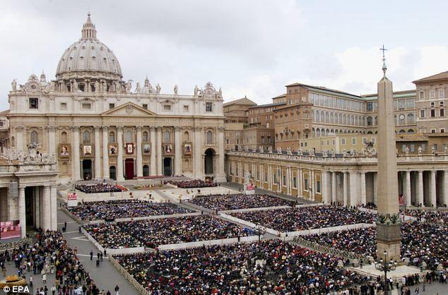 Toà thành vatican