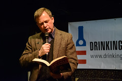 Author Ken Avidor reads from The Madness of Michele Bachmann at MSP DL