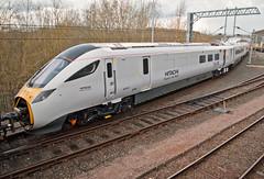 Hitachi Class 800 800001 (Barry Duffin) Tags: uk england train photography nikon rail railway trains hitachi atrain hst superexpress iep olddalby d3000 asfordby class800 800001