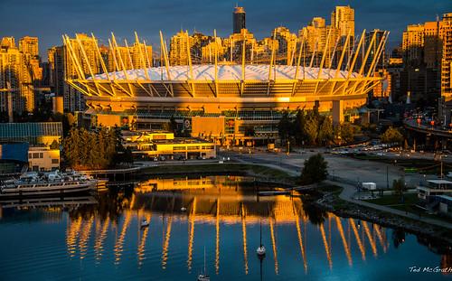 2014 - Vancouver - CBD Sunrise