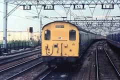 307 115 (Sparegang) Tags: britishrail bethnalgreen greateastern geemu class307 brbluegrey 307115