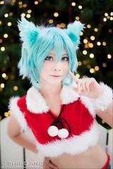 Sword Art Online (shiroang) Tags: christmas game anime thailand comic cosplay bangkok manga janet sao sinon silica boran leafa asuna shiroang aouichan nikond800e swordartonline sigma50mmf14dghsmart arstiea