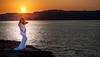 Kristina and Toro (Joseph Hall Malta) Tags: sunset beach malta maternity 100mm28macro 5d2