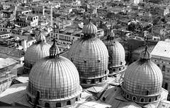 toits of venezia (FASOLO PASCAL) Tags: italie italia italy venise veneto venetie venezia venice basilique stmarco toits roofs blackandwhite noiretblanc panasonic lagune holliday vacances
