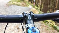 Singletrack Ahead (Bryn B Jones) Tags: wales mtb mountainbiking northwales coedybrenin