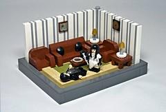 Audition (1999) (vitreolum) Tags: lego horror vignette audition vitreolum