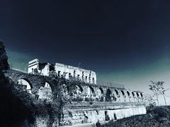 Sicily Taormina (nonsuchtony) Tags: italy sicily taormina derelict