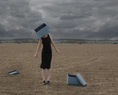 Pandora Reimagined (Patty Maher) Tags: field digitalart surreal conceptual pandora fineartphotography pandorasbox pandorareimagined