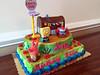 IMG_4807 (jcravenc) Tags: birthday cake starfish patrick birthdayparty spongebob april rhian squarepants 2016 patrickstarfish mrkrabs cakecakecake jcravenc april2016