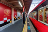 Special platform at Kanazawa DSC02964 JR Special train (Recliner) Tags: japan specialtrains