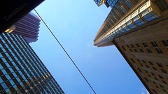 Toronto Towers (Tomitheos) Tags: toronto geometric skyscraper towers engineering symmetry yongestreet trump kingandbaystreet