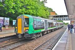 London Midland 172219 - Kidderminster (South West Transport News) Tags: london diesel railway severn valley gala midland kidderminster 2016 172219