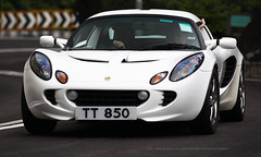 Lotus, Elise, Shek O, Hong Kong (Daryl Chapman Photography) Tags: auto china road windows hk white cars car photoshop canon photography hongkong eos drive is nice automobile driving power lotus wheels engine fast automotive headlights gas daryl ii 1d brakes british petrol autos grip rims f28 hkg fuel sar drivers horsepower chapman mkiv sheko topgear bhp 70200l cs6 worldcars darylchapman tt850