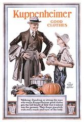 Kuppenheimer - 19230929 Literary Digest (Jon Williamson) Tags: history vintage advertising ad vintageadvertising vintagead vintascope