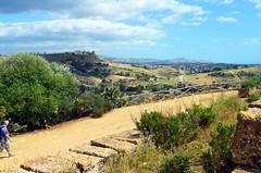 Valley of the Temples - View of the countryside 4 (Sussexshark) Tags: holiday countryside view sicily vacanza sicilia agrigento valledeitempli valleyofthetemples 2016