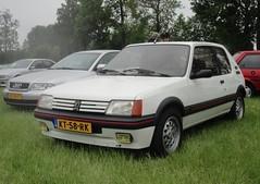 Peugeot 205 GTI 30-3-1984 KT-58-RK (Fuego 81) Tags: 1984 gti peugeot 205 onk sidecode4 kt58rk