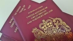 Brexiting 176/366 240616 (Carmen's Year) Tags: uk pad eu passport jun hpad240616