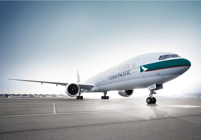 Cathay Pacifc Airlines