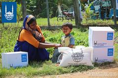 Islamic Relief's Ramadan food distribution in Sri Lanka